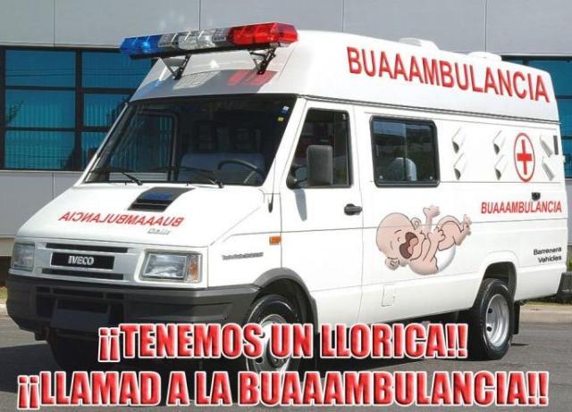 Buaaambulancia