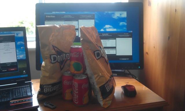 Coke&Doritos